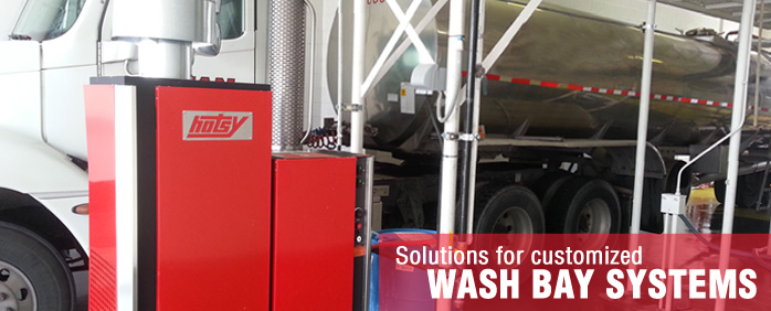 wash bay systems